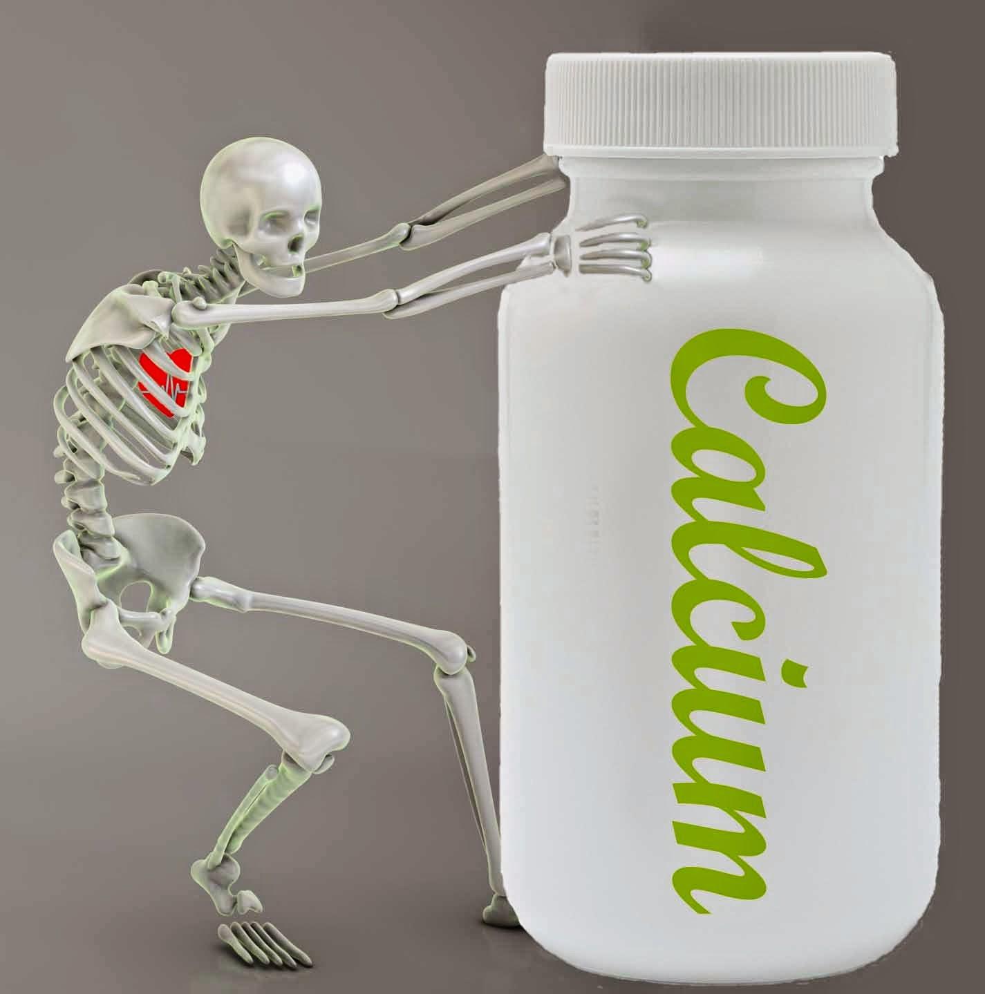 Manfaat Kalsium untuk Kesehatan Tubuh