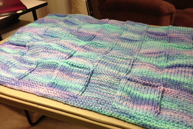 Sit Stitch Share Snack Karens Blanket