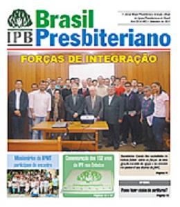 Jornal Brasil Presbiteriano -  Setembro 2011