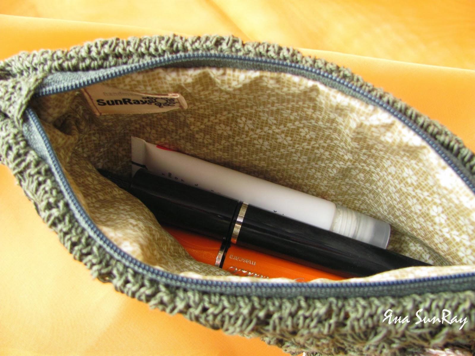 сумка, косметичка, вязаная косметичка, сумочка, сумка ручной работы, недорогой подарок, подарок девушке, косметичка ручной работы, дорожная косметичка, женская косметичка купить, хранение мелочей, подарок на каждый день, красивая косметичка, новогодний подарок,  косметичка крючком, красивая косметика крючком, вязаная косметичка, универсальная косметичка