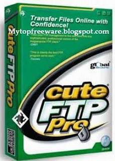 CuteFTP 8 Professional