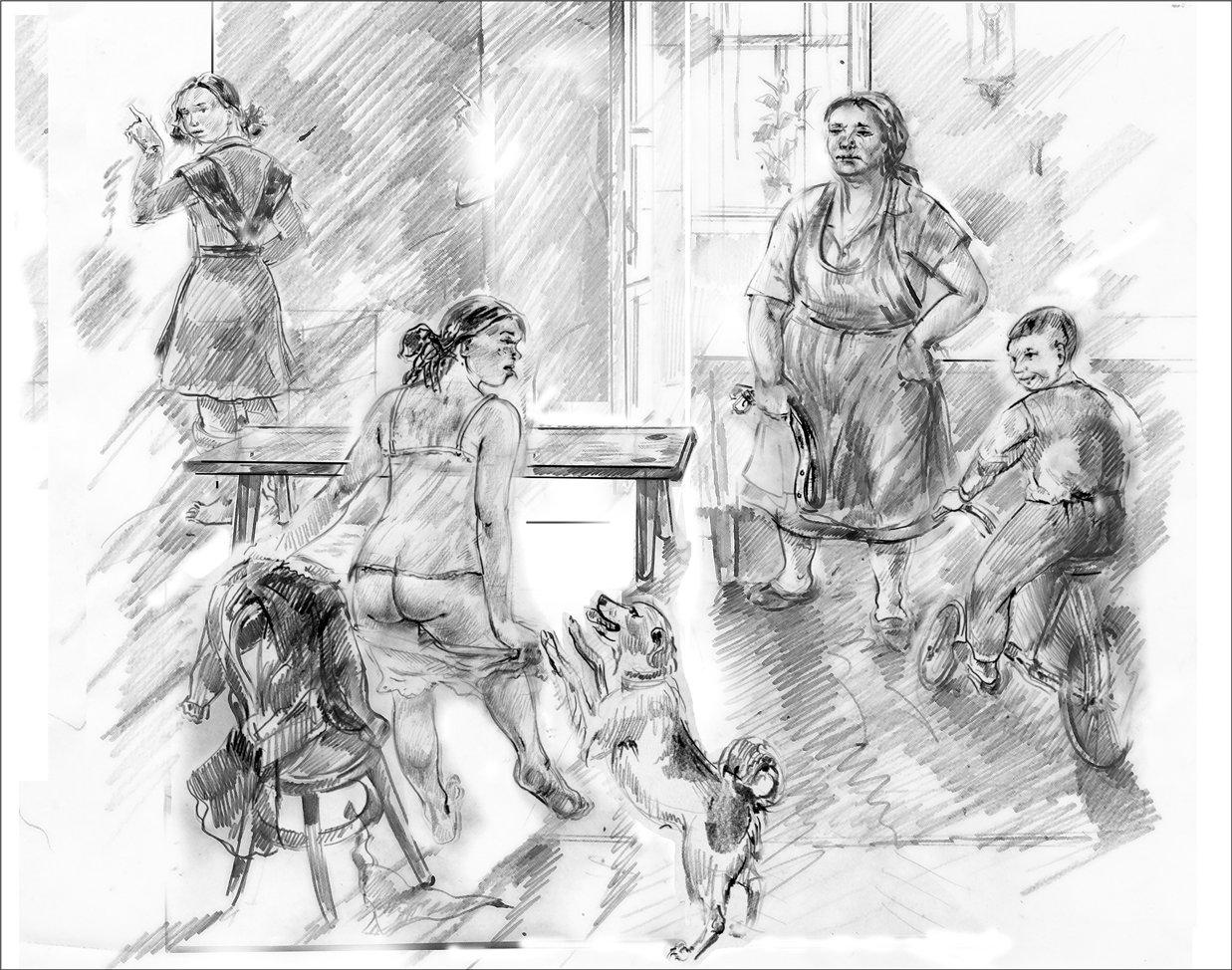 Порка девушек в рассказах фото 295-988