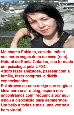 Criadora do Blog