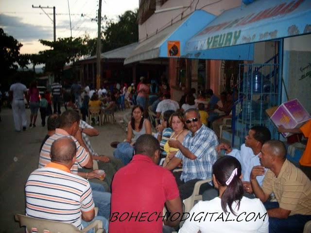 En San Juan y Bohechío por el momento en Navidad no hay reportes de hechos lamentables