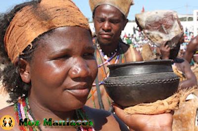 dança moçambique