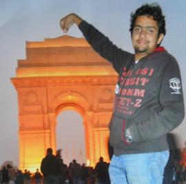 दुसर्यांदा इंडिया गेट! २०१२