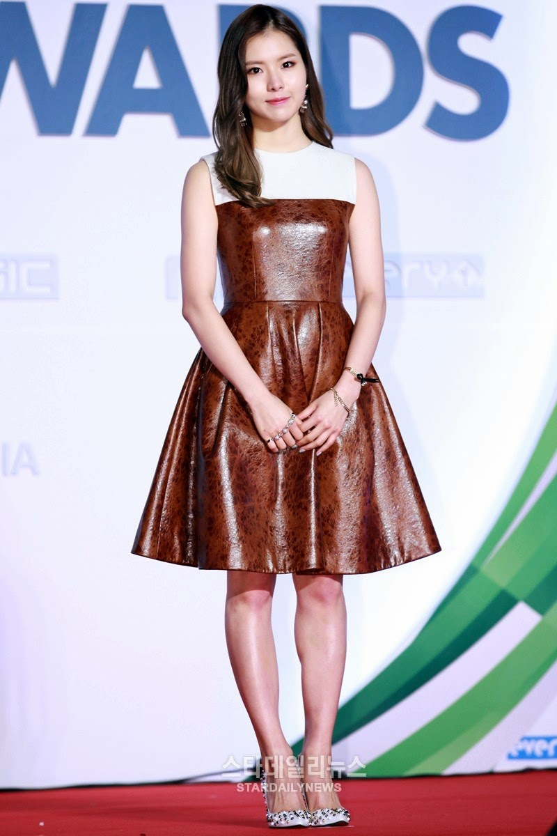 Lim Kim 2014 Melon Music Awards