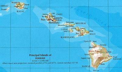 Download Island Map Hawaii
