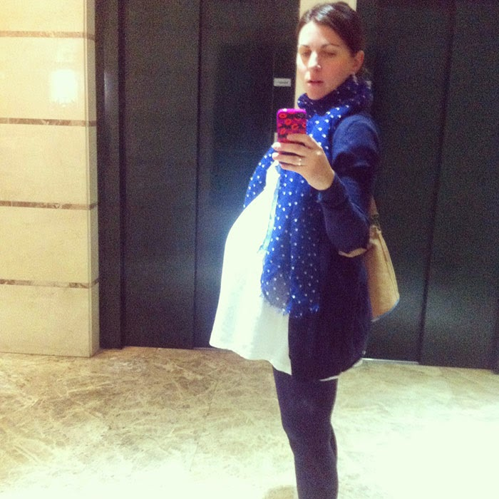 Embarazo por selfies