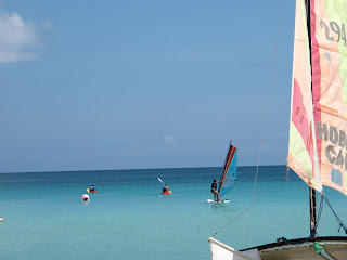 Melias Las Americas : All Inclusive Cuban Resort Wind Surfing