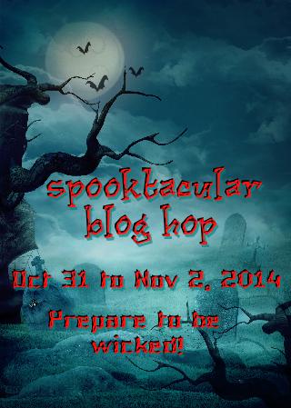 Spooktacular Blog Hop 2014