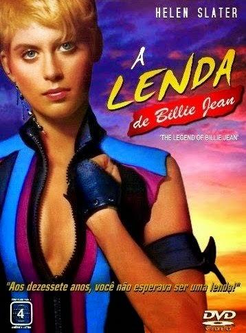 Filme A Lenda De Billie Jean Dublado AVI BDRip
