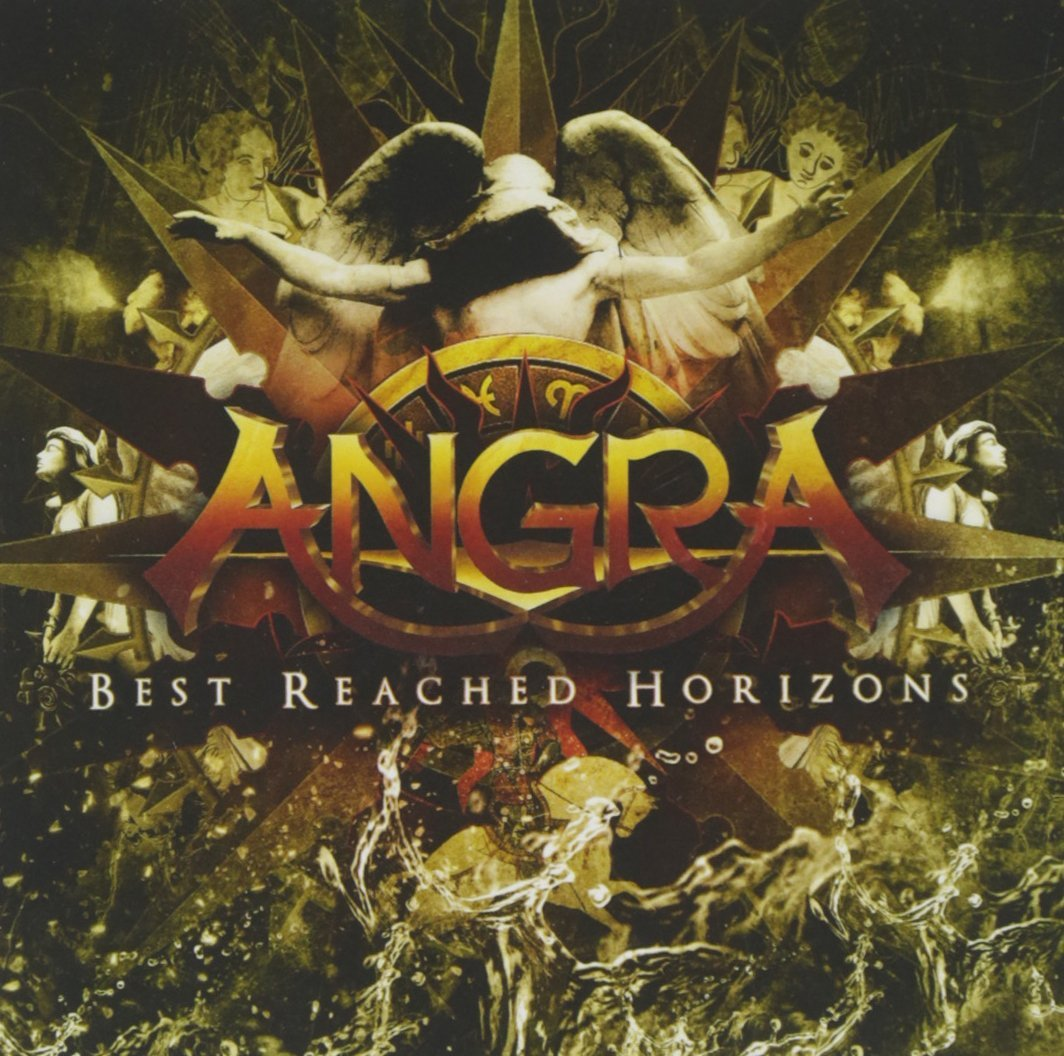 Angra Live From Holy Land