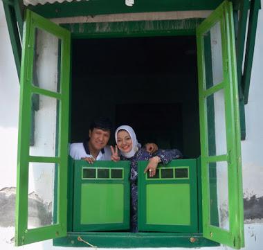Vote Hanafi Rais-Tri hardjun, No 2,  PAN Yogyakarta dalam Ikang Fawzi Marissa Haque