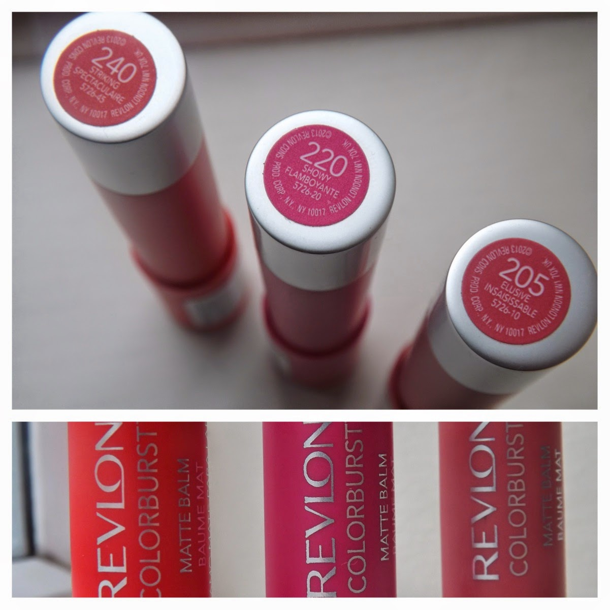 Revlon ColourBurst Balms