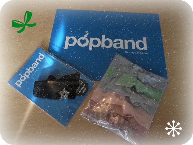 Popband Hair Ties