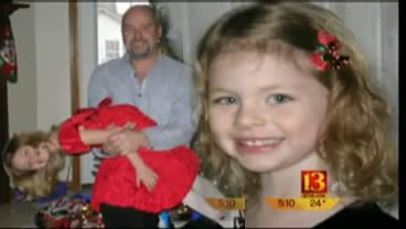 Savannah, Amazing 5-Year-Old-Girl saves her dad