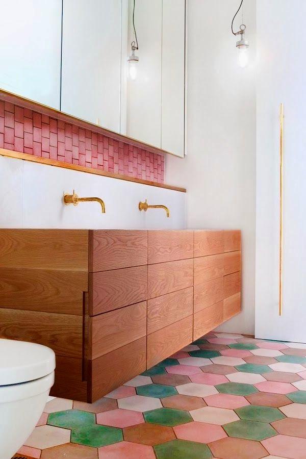 Soluciones para cuartos de baño pequeños