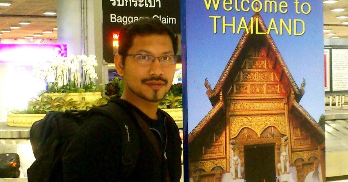 Bangkok, Here I Come! (Backpacker ke Thailand, Part 1)