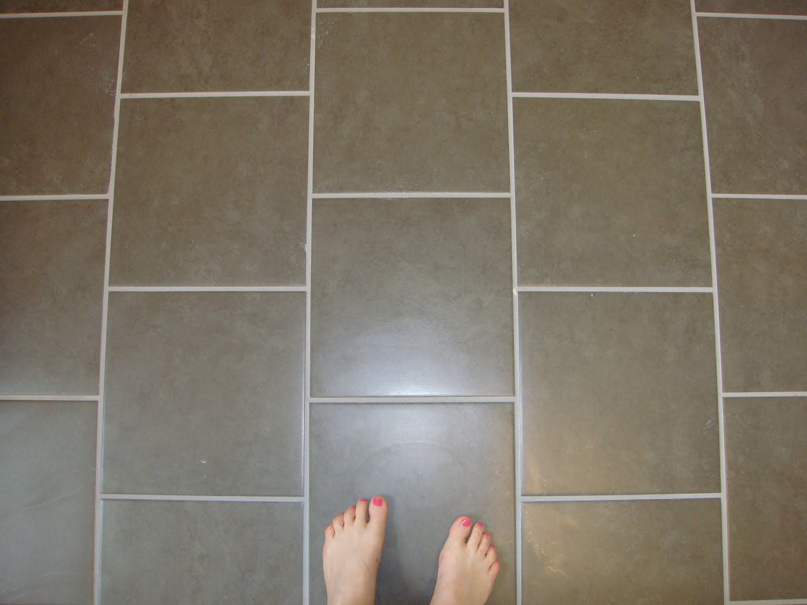 The Kitchen: Grout