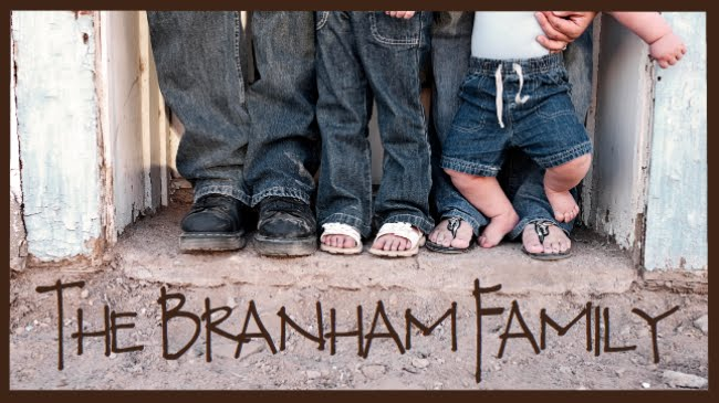 The Branham Family