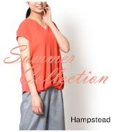 Hampsteadブランドサイト
