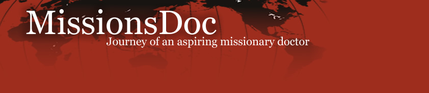 A Missionary Doctor