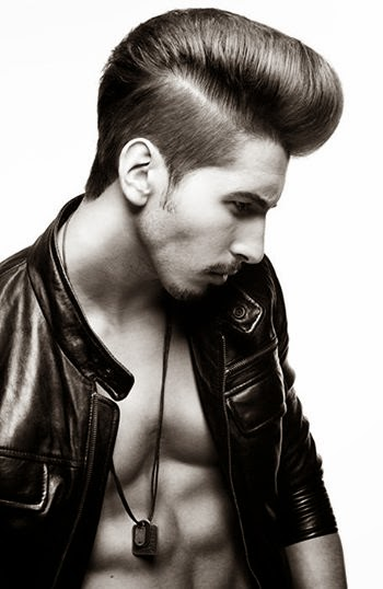 Cool Boys Stylish Hairstyle Picture
