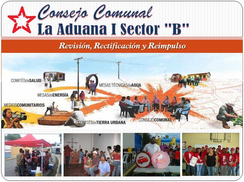 Consejo Comunal La Aduana 1-B