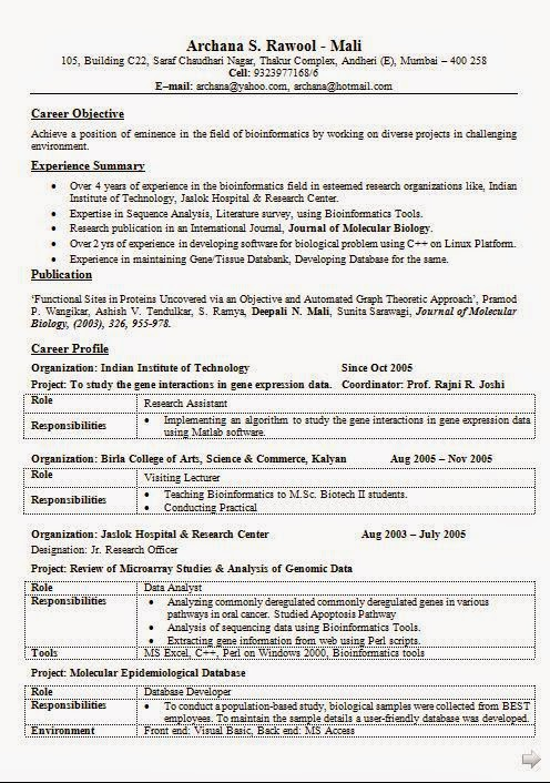 ms resume templates
