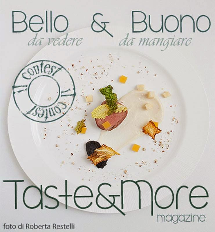 iI favoloso contest di Taste&more