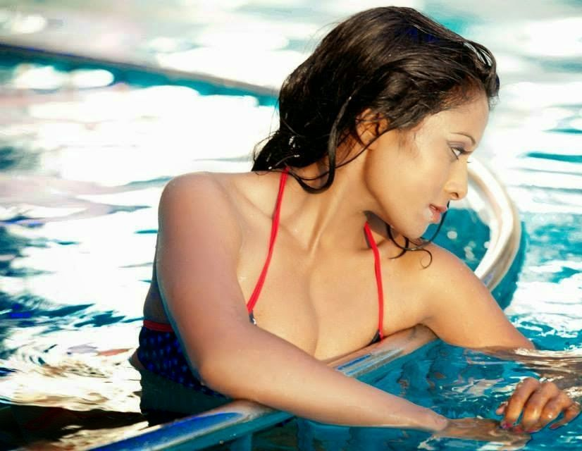 Nikita Gokhale Hot Bikini Photos