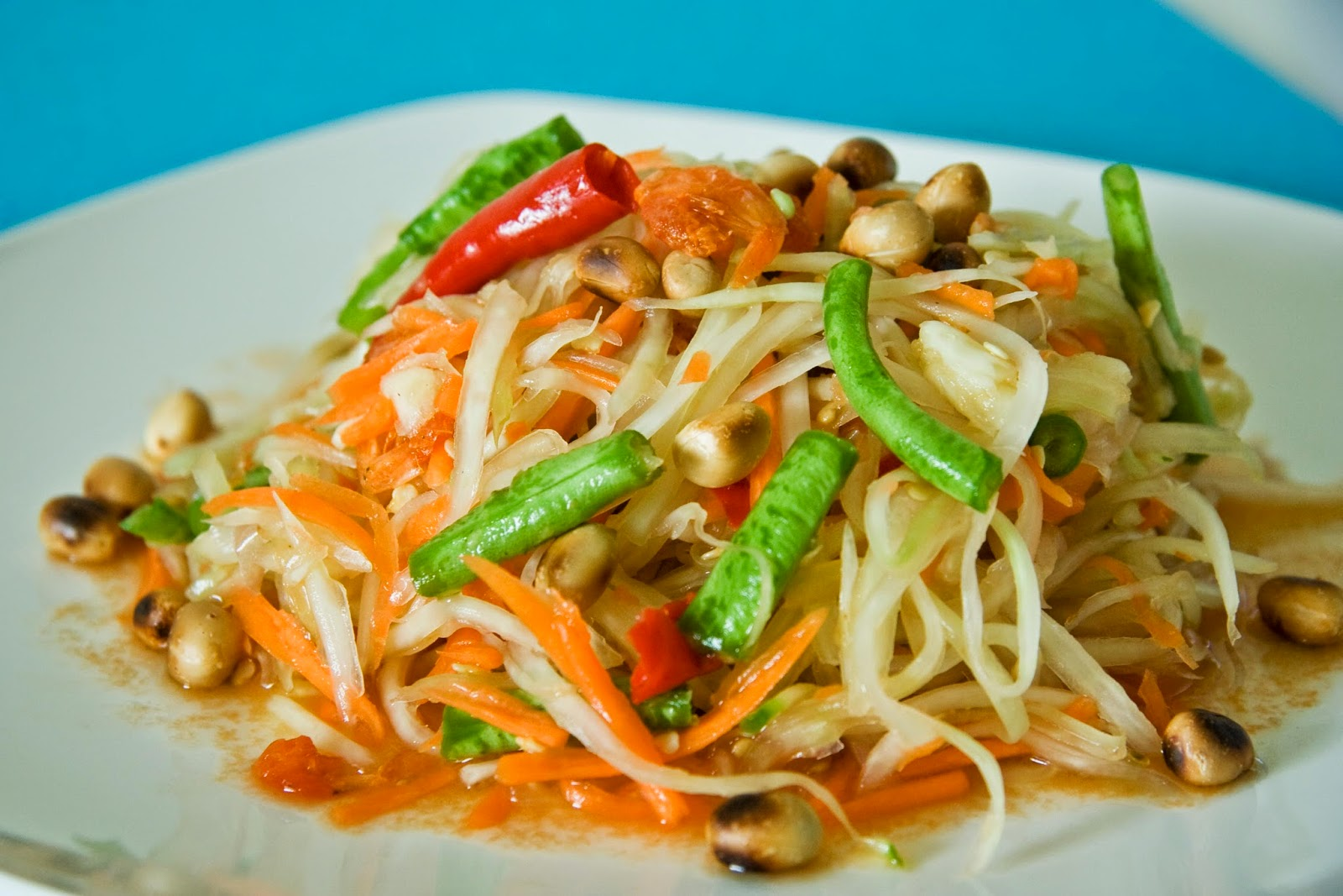 Thailand 5 best thai food hot spicy cuisines you will for Cuisine thai