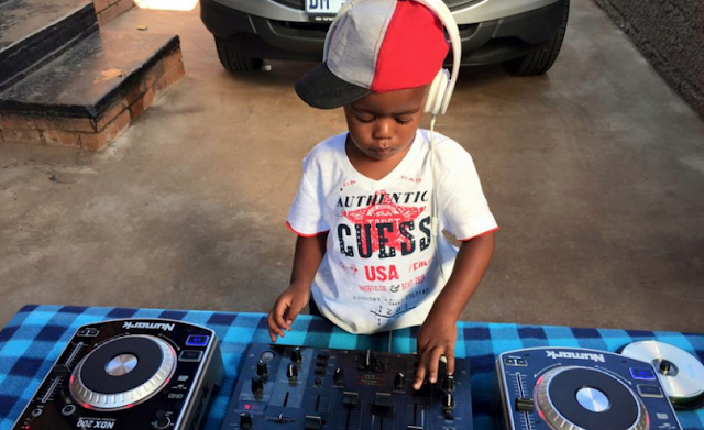 Video: 3 Sano-jir DJ ah oo gilgilay South Afrika