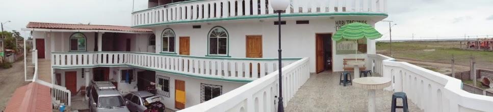 Hoteles en Cojimíes - Hostal Villa Lucy