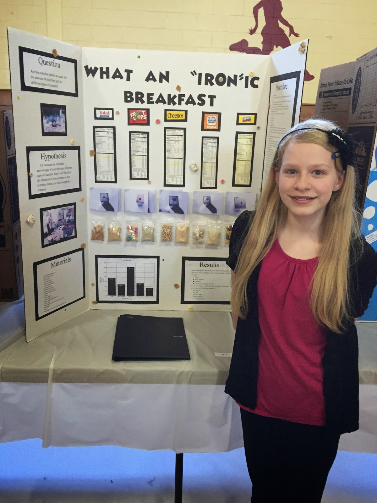 welcome to the krazy kingdom: 6th grade science fair
