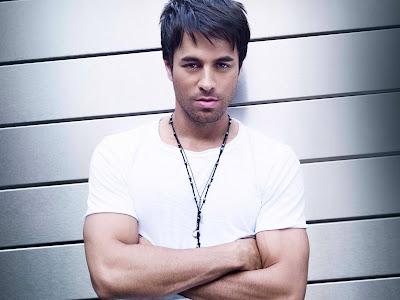 Enrique Iglesias Hairstyle