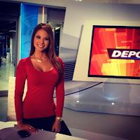 Melissa Martinez canal RCN deportes