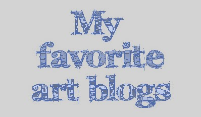 favorite art blogs