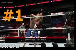 ATUALIZADO, DETONADO E DICAS DE WWE 2K15: