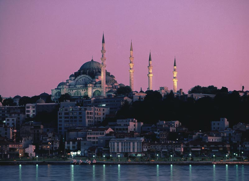 Holiday Guide Turkey: Suleymaniye Mosque
