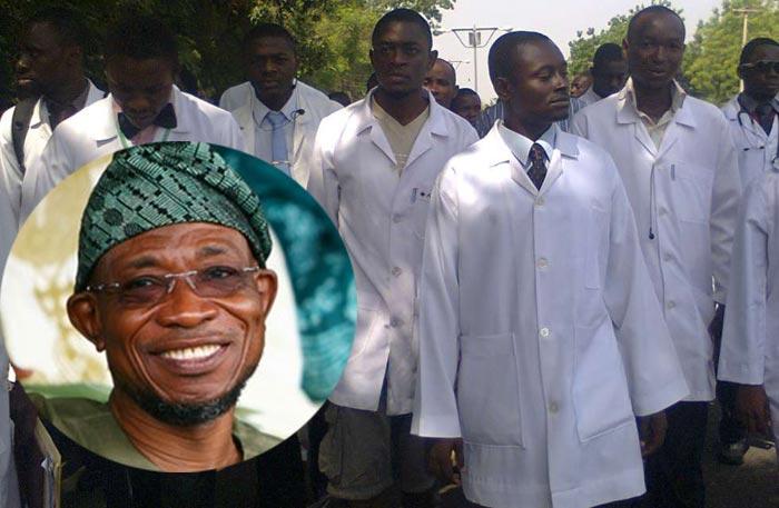 Doctors In Osun State Panic As Gov Aregbesola Halts Salaries Over Strike