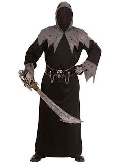 Halloween Kostume Døds ridder