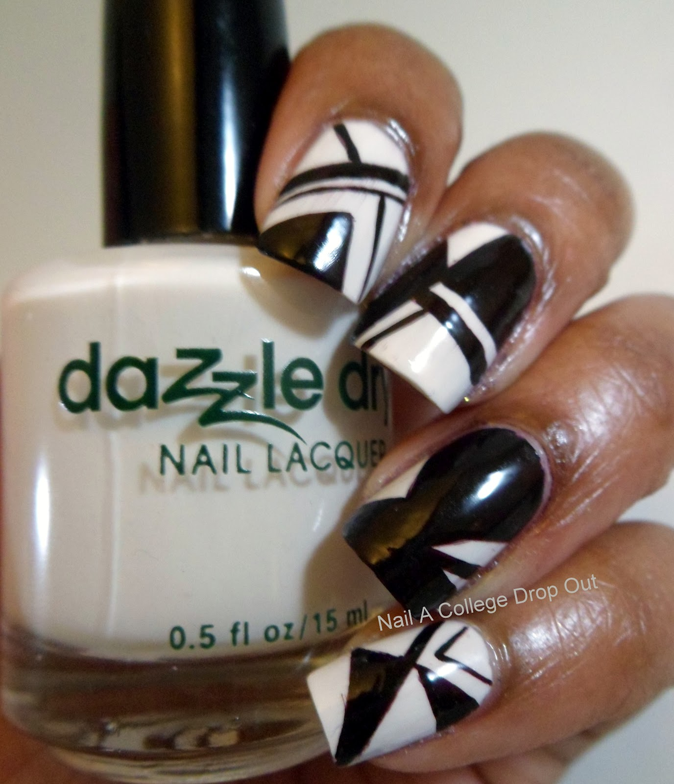 Nail A College Drop Out: Dazzle Dry Renaissance of Romance Nail Art ...