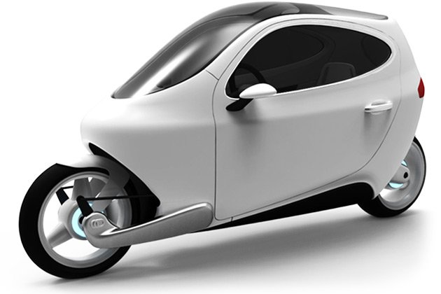 The New Two Wheeler Motorbike Car