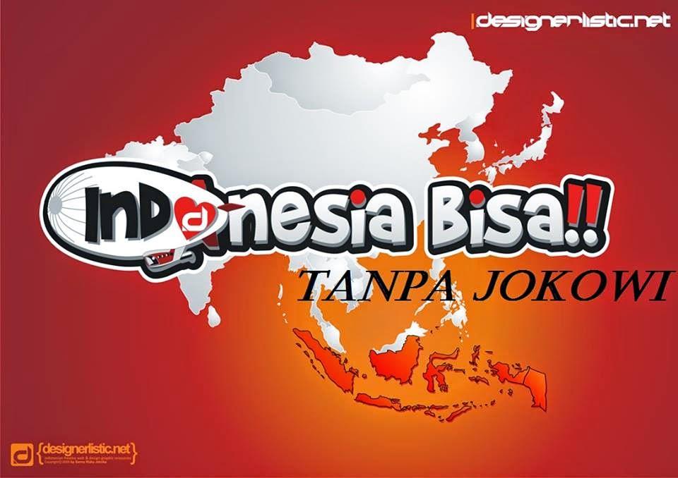 Indonesia tanpa Jokowi?