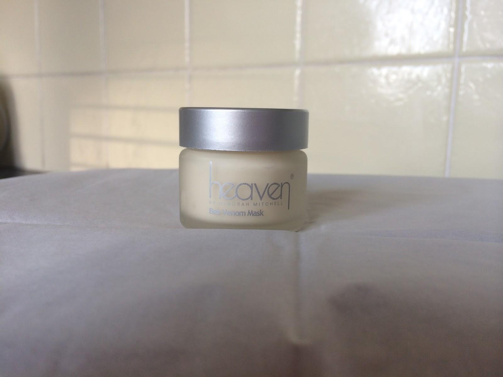 Heaven Skincare Bee Venom Face Mask