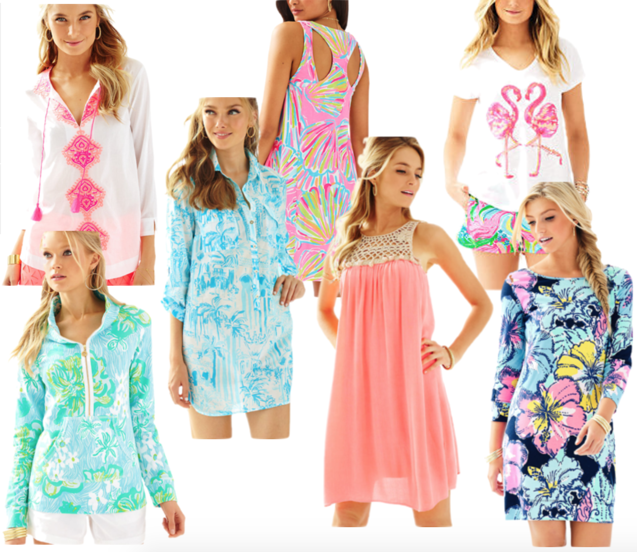 Lilly Spring Faves