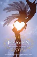 bookcover of HEAVEN (Halo #3) by Alexandra Adornetto