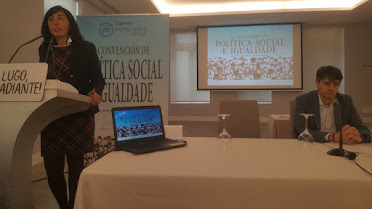 cELEBROUSE A I Convención de Politica Social e Igualdade do PP de Lugo